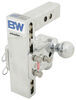 BWTS10049C - Steel Shank B and W Adjustable Ball Mount