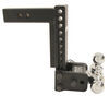 BWTS10050B - Class IV,10000 lbs GTW B and W Trailer Hitch Ball Mount