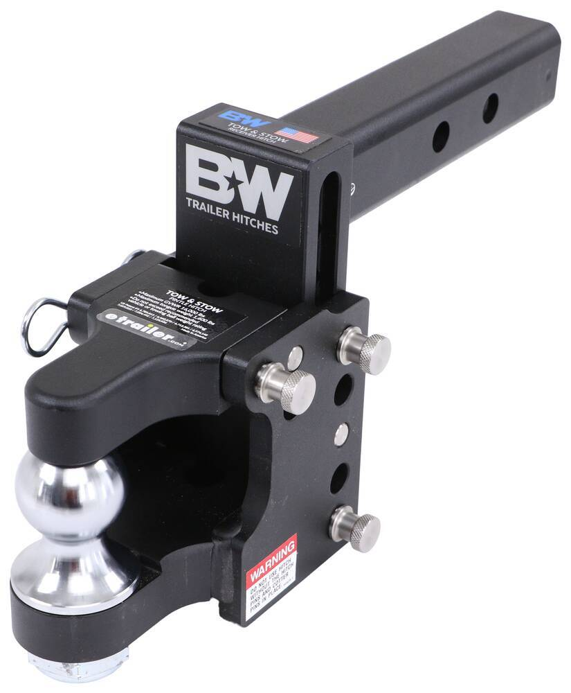 Trailer Hitch Ball Mount BWTS10055 - 16000 lbs GTW - B and W