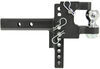 Trailer Hitch Ball Mount BWTS10056 - Built-In Pintle Hook - B and W
