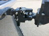 "B&W Tow & Stow Pintle Hook with 2-5/16"" Ball - 2"" Hitches - 10,000 lbs/16,000 lbs One Ball BWTS10056"