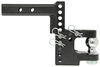 B and W One Ball Trailer Hitch Ball Mount - BWTS10056