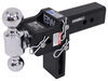 BWTS20037B - Fits 2-1/2 Inch Hitch B and W Trailer Hitch Ball Mount