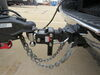 0  trailer hitch ball mount b and w 2 inch 2-5/16 two balls class v 14500 lbs gtw bwts20037b