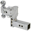 Trailer Hitch Ball Mount BWTS20037C - Steel Shank - B and W