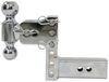 Trailer Hitch Ball Mount BWTS20037C - Two Balls - B and W