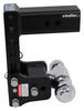 B and W Two Balls Trailer Hitch Ball Mount - BWTS20040B