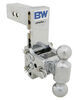 BWTS20040C - Steel Ball B and W Trailer Hitch Ball Mount