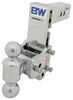 BWTS20040C - Two Balls B and W Trailer Hitch Ball Mount