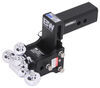 BWTS20048B - Drop - 4 Inch,Rise - 4 Inch B and W Trailer Hitch Ball Mount