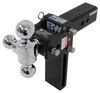 B and W Class V,14500 lbs GTW Trailer Hitch Ball Mount - BWTS20049B