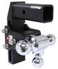 BWTS20067BMP - Drop - 7 Inch,Rise - 7-1/2 Inch B and W Adjustable Ball Mount
