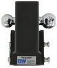 b and w trailer hitch ball mount 2 inch 2-5/16 two balls class v 21000 lbs gtw bwts30040b