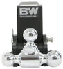BWTS30048B - Fits 3 Inch Hitch B and W Trailer Hitch Ball Mount
