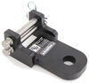 """Clevis Adapter for B&W Tow & Stow 2"""" Ball Mounts - 10,000 lbs Clevis Adapter BWTS35100B"""