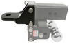 B and W Trailer Hitch Ball Mount - BWTS35300B