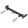 Blue Ox Base Plate Kit - Removable Arms Twist Lock Attachment BX1115