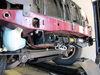 BX1119 - Twist Lock Attachment Blue Ox Base Plates on 2002 Jeep Liberty
