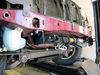 Blue Ox Twist Lock Attachment Base Plates - BX1119 on 2002 Jeep Liberty