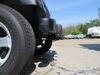 Blue Ox Base Plates - BX1120 on 2003 Jeep Wrangler