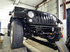 Blue Ox Removable Drawbars - BX1126 on 2014 Jeep Wrangler Unlimited
