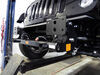 Blue Ox Base Plate Kit - Removable Arms Twist Lock Attachment BX1126 on 2014 Jeep Wrangler Unlimited