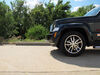 Base Plates BX1131 - Twist Lock Attachment - Blue Ox on 2012 Jeep Liberty