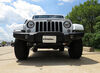 Blue Ox Base Plate Kit - Removable Arms Twist Lock Attachment BX1133 on 2017 Jeep Wrangler