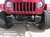 Blue Ox Removable Drawbars - BX1134 on 2013 Jeep Wrangler Unlimited