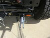 Blue Ox Base Plate Kit - Removable Arms Twist Lock Attachment BX1134 on 2013 Jeep Wrangler Unlimited
