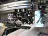 BX1136 - Twist Lock Attachment Blue Ox Removable Drawbars on 2015 Jeep Cherokee