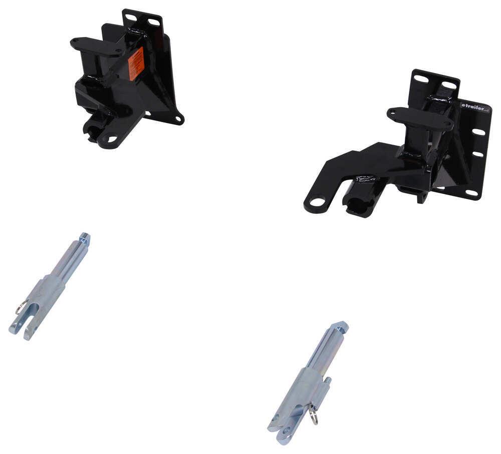 BX1138 - Twist Lock Attachment Blue Ox Base Plates