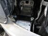 Blue Ox Twist Lock Attachment Base Plates - BX1138 on 2017 Jeep Cherokee