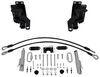 Blue Ox Twist Lock Attachment Base Plates - BX1138