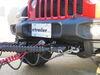 Blue Ox Removable Drawbars - BX1142 on 2020 Jeep Gladiator