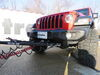 Blue Ox Base Plate Kit - Removable Arms BX1142 on 2020 Jeep Gladiator