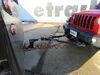 Blue Ox Base Plates - BX1142 on 2020 Jeep Gladiator