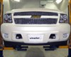 Blue Ox Removable Drawbars - BX1676 on 2011 Chevrolet Avalanche