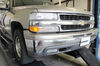 Blue Ox Base Plate Kit - Removable Arms Twist Lock Attachment BX1682 on 2001 Chevrolet Tahoe