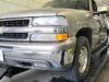 BX1682 - Twist Lock Attachment Blue Ox Removable Drawbars on 2001 Chevrolet Tahoe