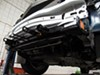2013 chevrolet equinox base plates blue ox removable drawbars on a vehicle