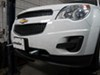 Blue Ox Base Plate Kit - Removable Arms Twist Lock Attachment BX1689 on 2013 Chevrolet Equinox