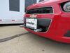 BX1703 - Twist Lock Attachment Blue Ox Base Plates on 2013 Chevrolet Sonic