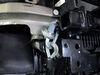 BX1721 - Twist Lock Attachment Blue Ox Removable Drawbars on 2015 Chevrolet Colorado