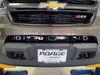 BX1721 - Twist Lock Attachment Blue Ox Base Plates on 2015 Chevrolet Colorado