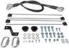 BX2246 - Twist Lock Attachment Blue Ox Removable Drawbars