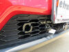 Blue Ox Twist Lock Attachment Base Plates - BX2261 on 2016 Honda Fit