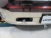 2014 ram 1500 base plates blue ox twist lock attachment on a vehicle