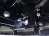 2014 ram 1500 base plates blue ox removable drawbars on a vehicle