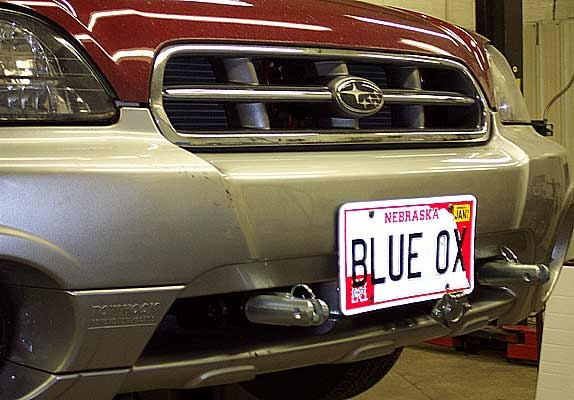 BX3611 - Twist Lock Attachment Blue Ox Base Plates
